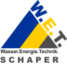 W.E.T Schaper Logo